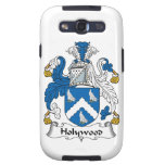 Escudo de la familia de Holywood Samsung Galaxy S3 Cárcasa