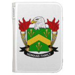 Escudo de la familia de Homans