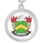 Escudo de la familia de Homans Grimpolas