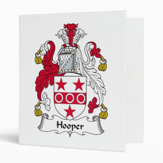 Escudo de la familia de Hooper