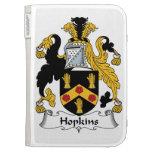 Escudo de la familia de Hopkins