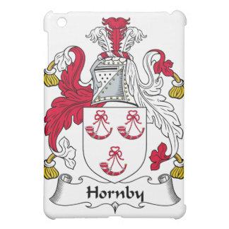 Escudo de la familia de Hornby
