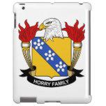 Escudo de la familia de Horry