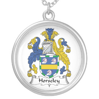 Escudo de la familia de Horseley Joyería