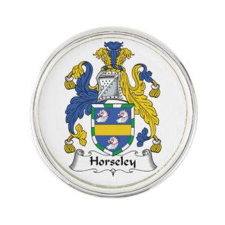 Escudo de la familia de Horseley Pin