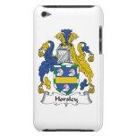 Escudo de la familia de Horsley Case-Mate iPod Touch Cobertura