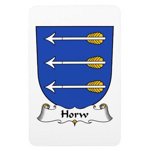 Escudo de la familia de Horw Iman Flexible