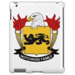 Escudo de la familia de Hotchkiss
