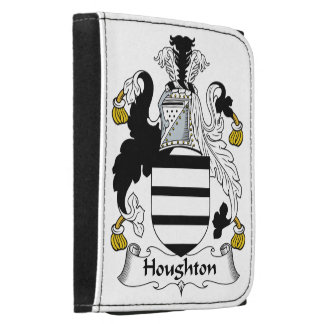 Escudo de la familia de Houghton
