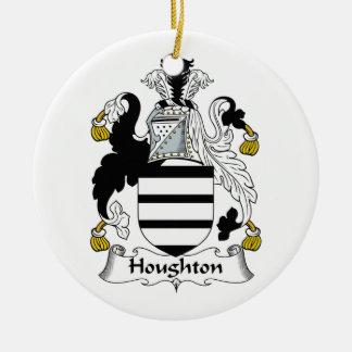 Escudo de la familia de Houghton Ornamentos De Reyes Magos