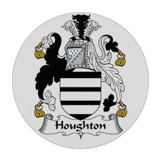 Escudo de la familia de Houghton Juego De Fichas De Póquer