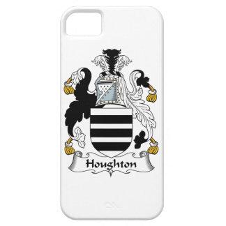 Escudo de la familia de Houghton iPhone 5 Case-Mate Cárcasa