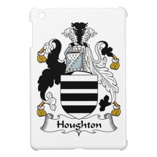 Escudo de la familia de Houghton iPad Mini Carcasas