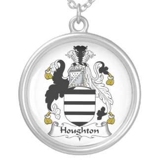 Escudo de la familia de Houghton Grímpola