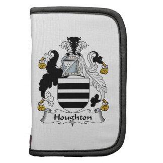 Escudo de la familia de Houghton Organizador