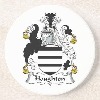 Escudo de la familia de Houghton Posavaso Para Bebida