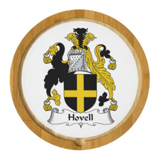 Escudo de la familia de Hovell