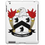 Escudo de la familia de Howes