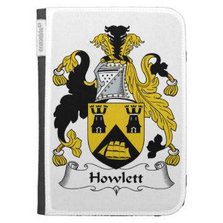 Escudo de la familia de Howlett