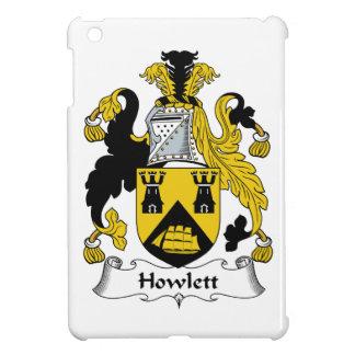Escudo de la familia de Howlett iPad Mini Protectores