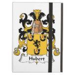 Escudo de la familia de Huberto