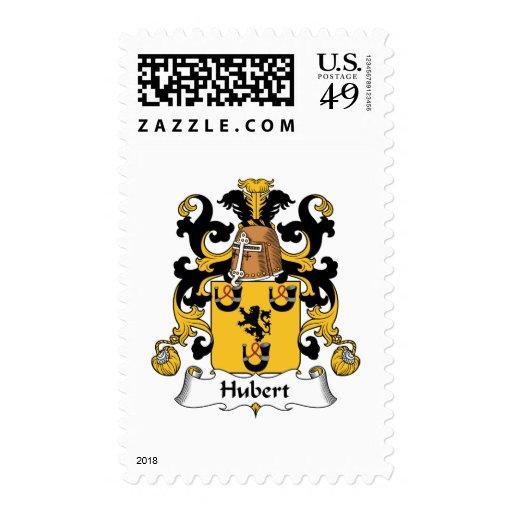 Escudo de la familia de Huberto Envio