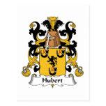 Escudo de la familia de Huberto Postal