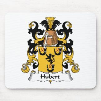 Escudo de la familia de Huberto Alfombrillas De Raton