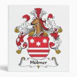 Escudo de la familia de Hubner