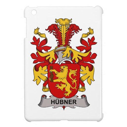 Escudo de la familia de Hubner iPad Mini Cárcasa