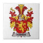 Escudo de la familia de Hubner Teja