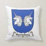 Escudo de la familia de Hueneberg Cojines