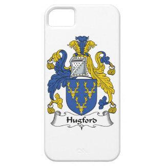 Escudo de la familia de Hugford iPhone 5 Case-Mate Cobertura