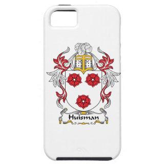 Escudo de la familia de Huisman iPhone 5 Case-Mate Protectores