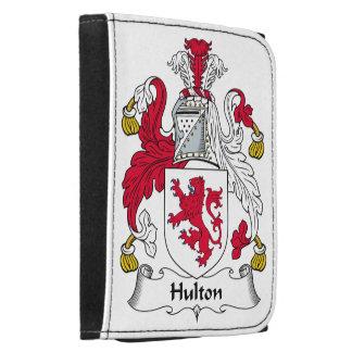 Escudo de la familia de Hulton