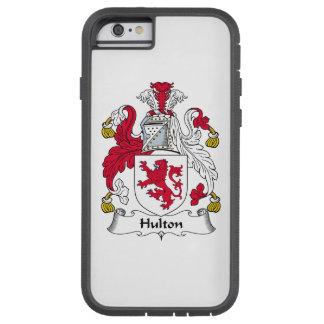 Escudo de la familia de Hulton Funda De iPhone 6 Tough Xtreme