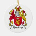 Escudo de la familia de Humfreys Ornatos