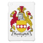 Escudo de la familia de Huntingfield iPad Mini Cárcasas