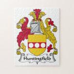 Escudo de la familia de Huntingfield Puzzles