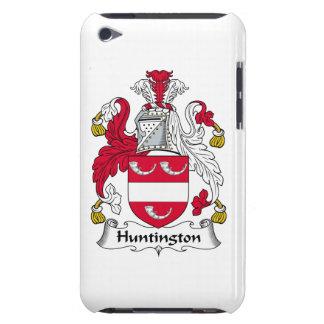 Escudo de la familia de Huntington iPod Touch Protector