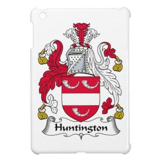 Escudo de la familia de Huntington iPad Mini Funda