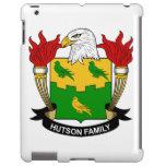 Escudo de la familia de Hutson