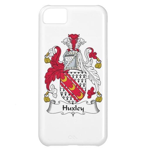 Escudo de la familia de Huxley Funda Para iPhone 5C