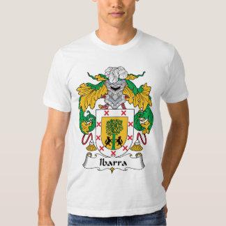 Escudo de la familia de Ibarra Remeras