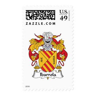Escudo de la familia de Ibarrola Envio