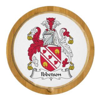 Escudo de la familia de Ibbetson