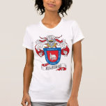 Escudo de la familia de Iglesias Camisetas