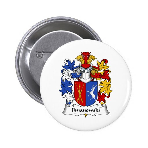 Escudo de la familia de Ilmanowski Pins