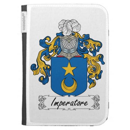 Escudo de la familia de Imperatore
