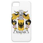 Escudo de la familia de Imperiale iPhone 5 Carcasa